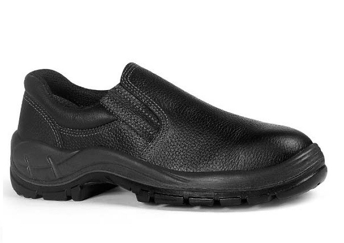 Sapato elástico preto - Unissex