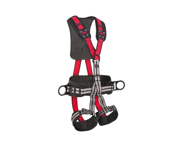 Cinto Paraquedista Resgate - 5 Pontos