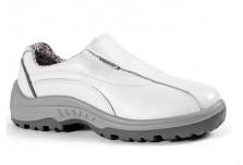Sapato elástico branco - Femme