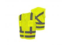 Colete Refletivo Amarelo Fluorescente